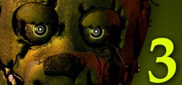 Five Nights at Freddy's (FNAF) 3