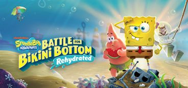 SpongeBob SquarePants: Battle for Bikini Bottom — Rehydrated
