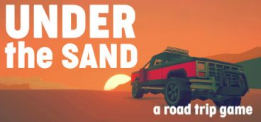 UNDER the SAND — a road trip game