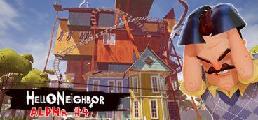 Hello Neighbor Alpha 4