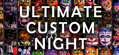 Ultimate Custom Night (FNAF 7)