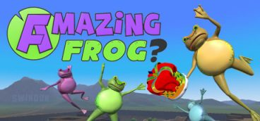 Amazing Frog?