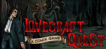 Lovecraft Quest — A Comix Game