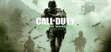 Call of Duty Modern Warfare — Remastered