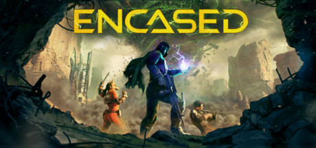 Encased A Sci-Fi Post-Apocalyptic RPG
